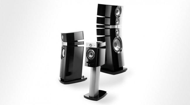 Enceintes acoustiques grande utopia de focal - Enceinte tres haut de gamme ...
