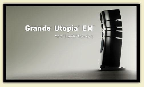 enceintes acoustiques grande utopia de focal. Black Bedroom Furniture Sets. Home Design Ideas