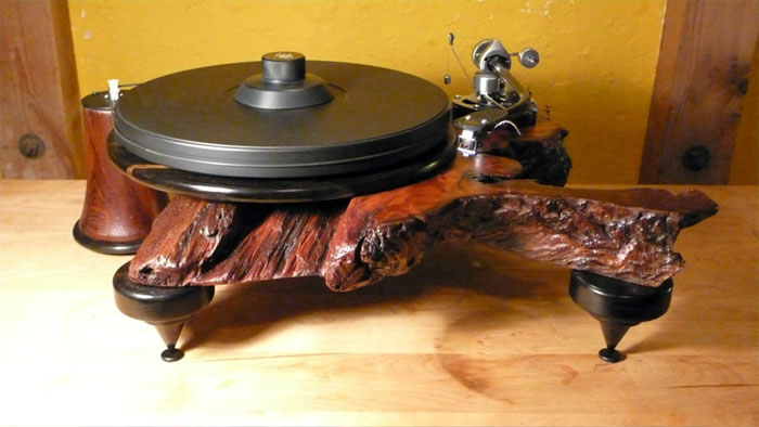 platines tourne disque audiowood. Black Bedroom Furniture Sets. Home Design Ideas