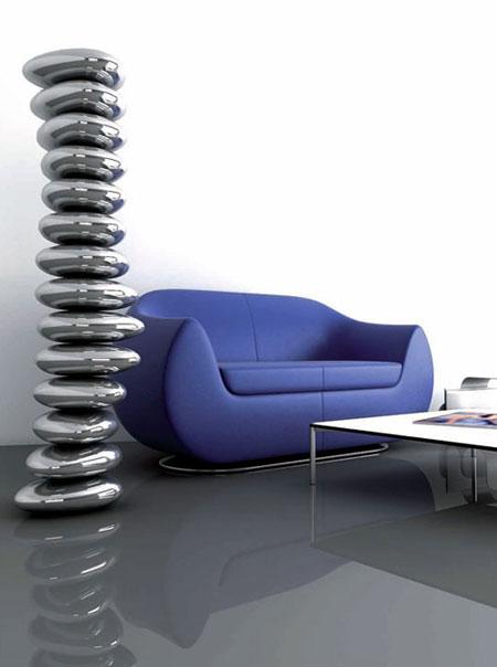radiateur rockandroll du designer Karim Rachid