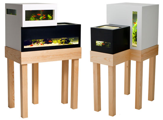 les aquariums design archiquarium. Black Bedroom Furniture Sets. Home Design Ideas