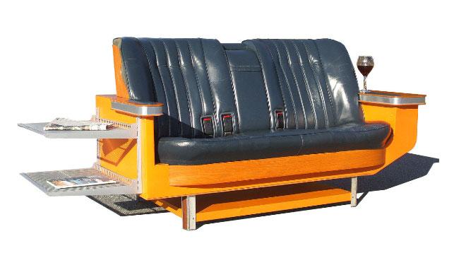 club gtv 916 - un fauteuil de bureau à partir d'un siège de