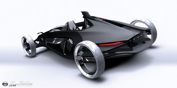 "Volvo AIr Motion - Salon de Los Angeles ""Design Challenge"""