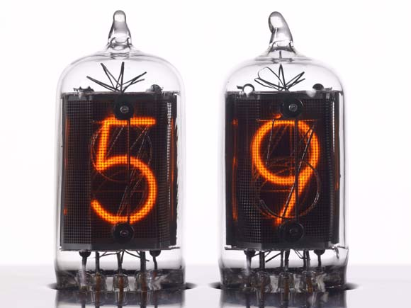 Horloge Nixie Tube Clock
