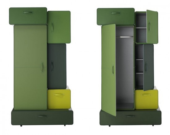 Armoire valise Casamania