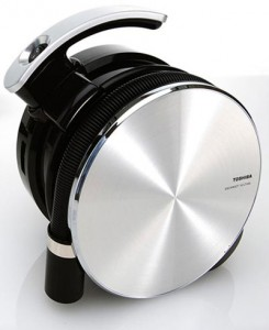 Aspirateur Escargot Vacuum VC-Z100L de Toshiba