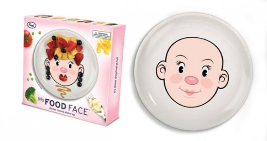 Assiettes Food-Face