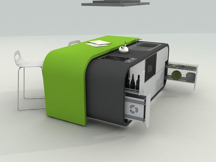 Cuisine Modulaire Design
