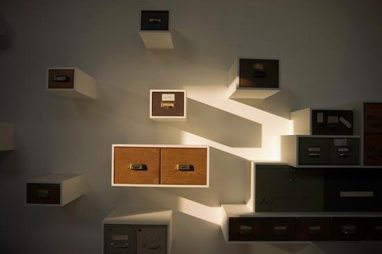 drawerment - des tiroirs dans les murs