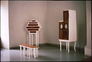 Meubles m&mme du designer Valentin Loellmann