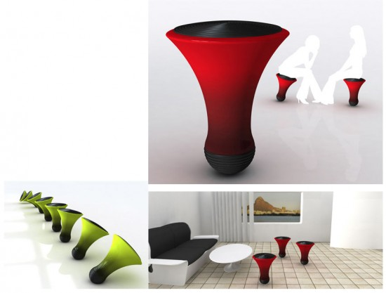 Tabourets design