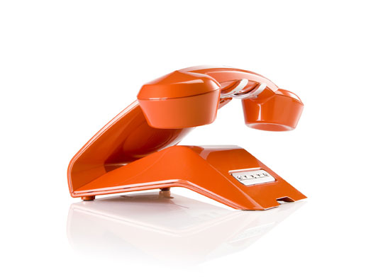 Téléphone vintage Sixty répondeur sans fil Sagemcom