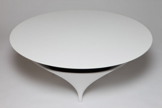 Table basse Acoustable