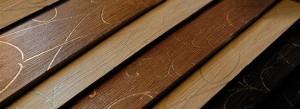 carreaux de céramique imitation bois