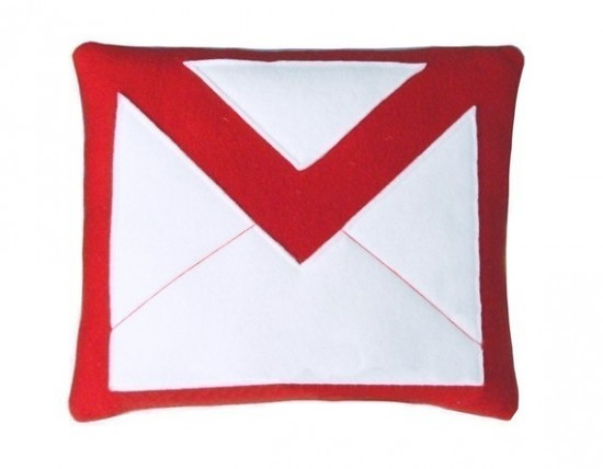 Coussin mail