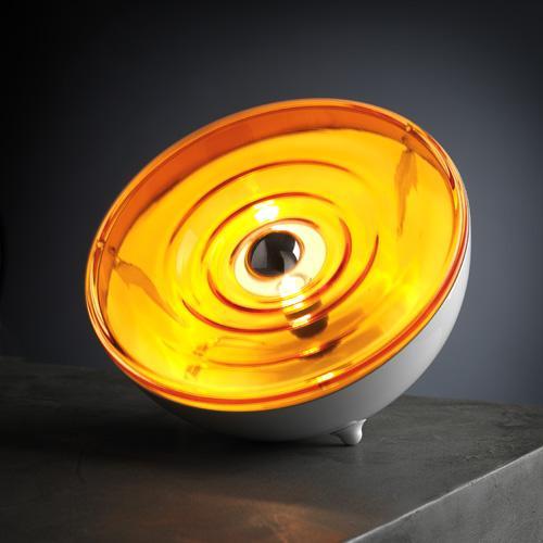 lampe Moon orange