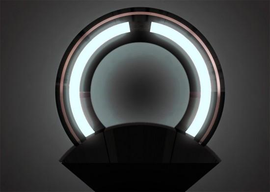 Lampe anneau (Ring Lamp)