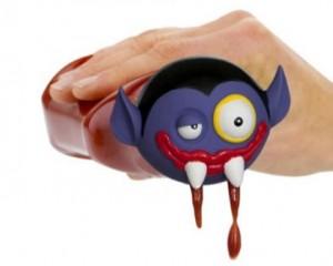 Mustard marvin, le vampire ketchup