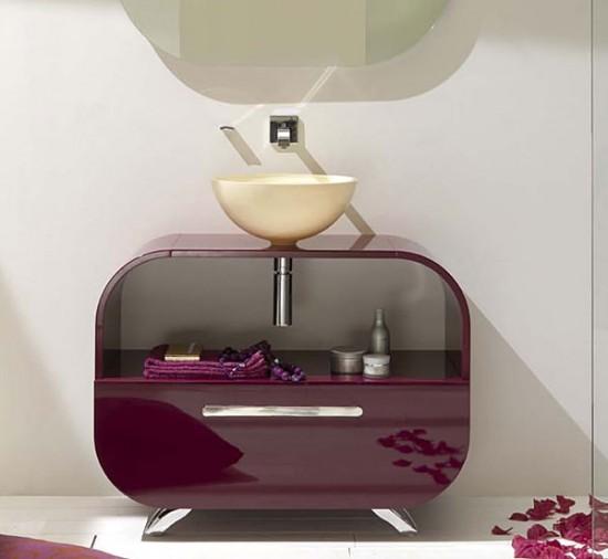 meubles de salle de bains design modèle Saint-Louis