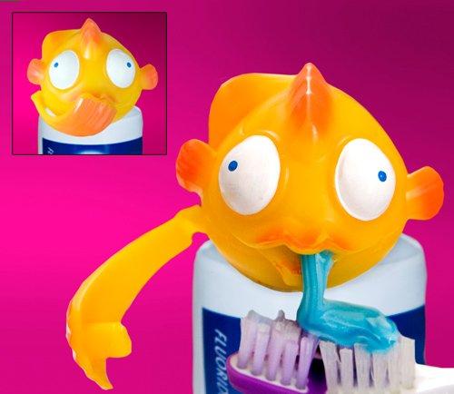 Tête de tube de dentifrice