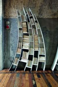 Meuble Bibliothèque Saba Italia