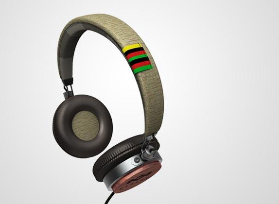 Casque audio Marley Rebel