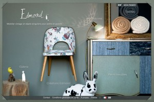 Chez Edmond - meubles vintage