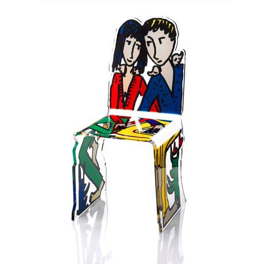 Chaise gamme JC de Castelbajac