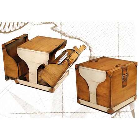 Les meubles d 39 b nisterie d 39 art batel - Unic design tabouret ...