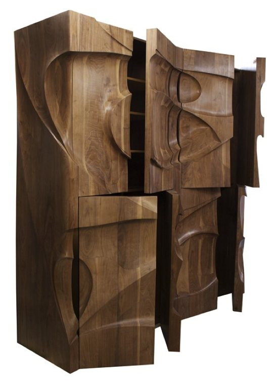 Armoire Galaxy II de Michael Coffey - 8 portes