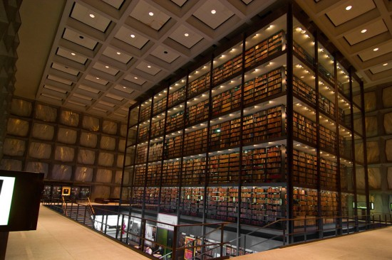 Beinecke Rare Book and Library Manuscrit