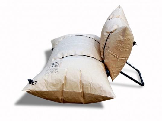 Canapé gonflable Sofa Blow - vue de côté
