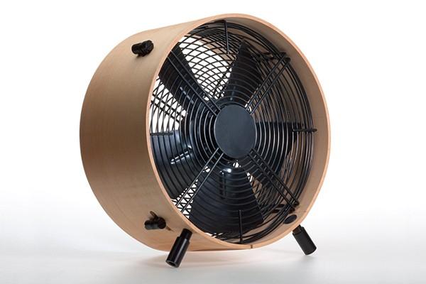 Ventilateur Carlo Borer