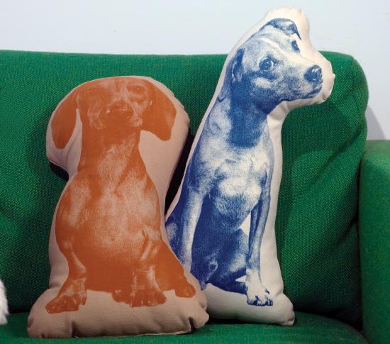 Coussins de compagnie - chiens