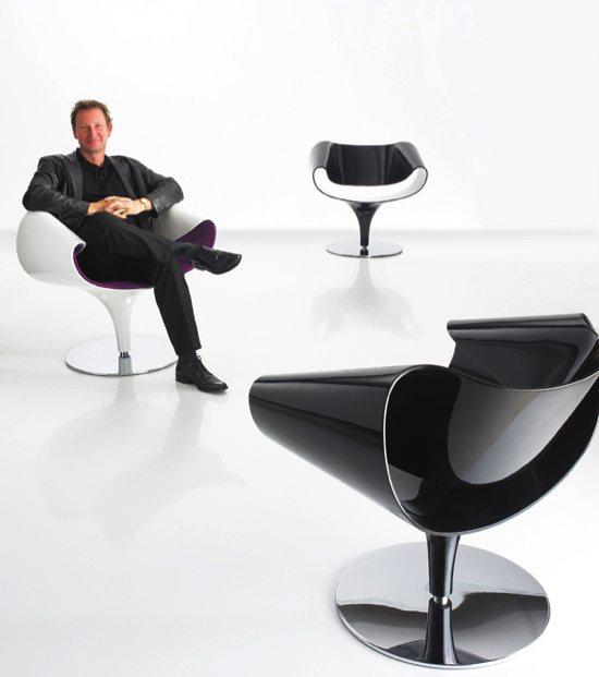 Chaise design Zuco