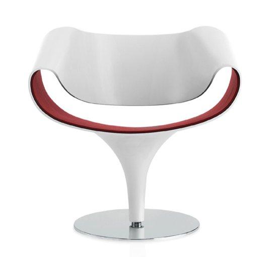 Chaise design Zuco blanche