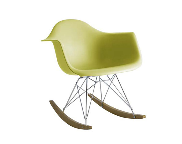 fauteuil bascule design rocking chair design de maison