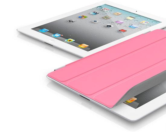 ipad2 - nouveau design - plus fin avec cover