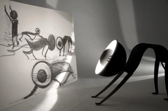 Lampe Micha