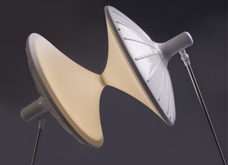 Lampe Light Kiss de d-vision