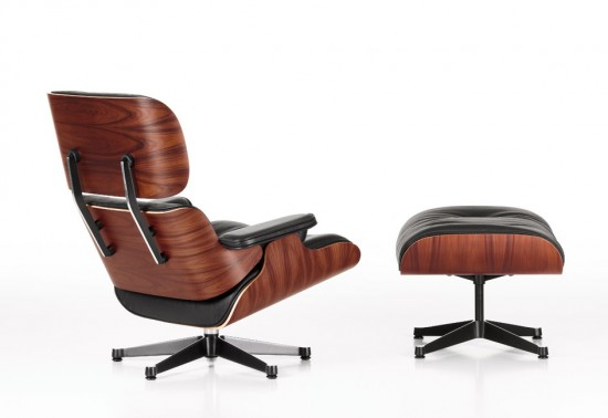 Lounge Chair de Charles et Ray Eames