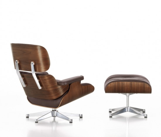 Fauteuil Lounge Chair clair