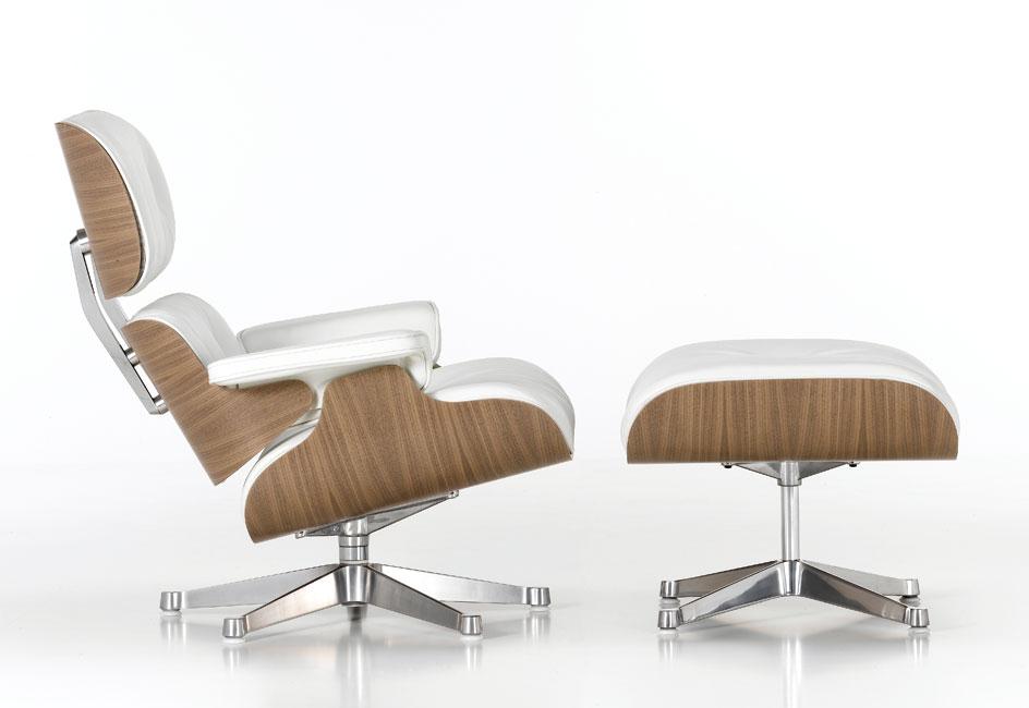 fauteuil design loung chair de charles et ray eames 1956. Black Bedroom Furniture Sets. Home Design Ideas