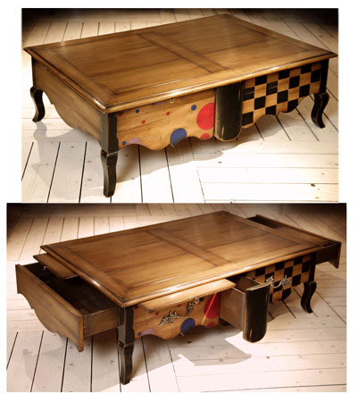 Table basse Batel
