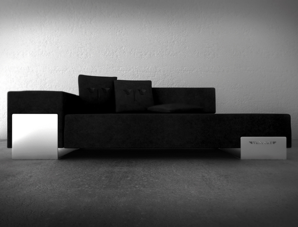 Sofa Ventury Paris - face