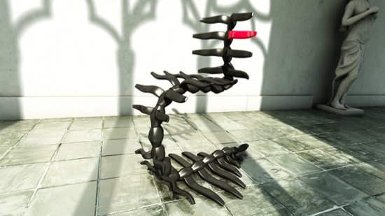 Chaise par Federico Bergese