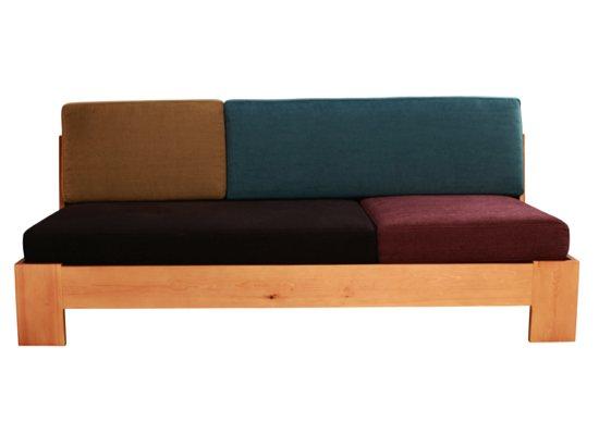 Parquet mobilier canap et fauteuil banquette d co for Fauteuil banquette design