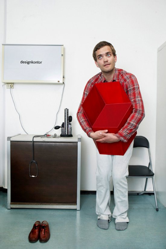 meuble de rangement 3D par Bjørn Jørund Blikstad