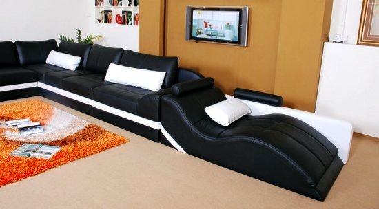 canapé d'angle Lexus