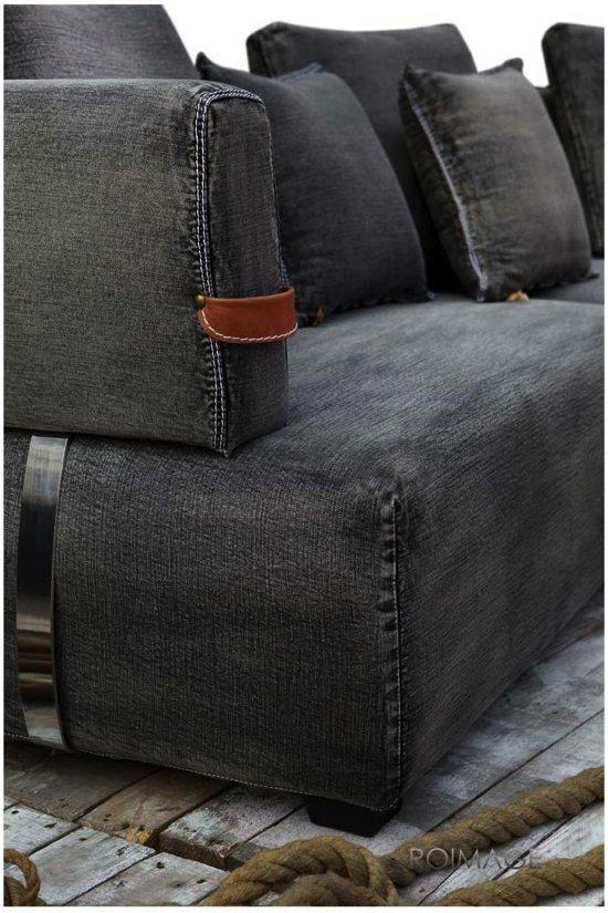 Canapé West Jeans - détails